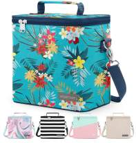 Simple Modern 4L Blakely Lunch Bag for Women & Men - Insulated Kids Lunch Box Molokai
