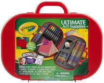 Crayola Ultimate Art Supply Case-Colors May Vary
