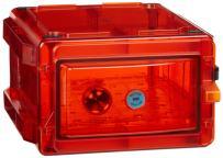Bel-Art Secador Amber 1.0 Vertical Desiccator Cabinet; 0.7 cu. ft. (F42071-0008)