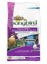 Songbird Selections 11981 Multi-Bird Wild Brid Food with Fruits and Nuts, 10-Pound