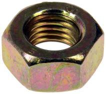 Dorman 982-009 Metric M8-1.0 Hex Nut, Pack of 3
