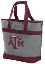 NCAA Soft-Side Insulated Large Tote Cooler Bag, 30-Can Capacity (ALL TEAM OPTIONS)