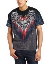 Liquid Blue Men's Slayer Hell Awaits T-Shirt