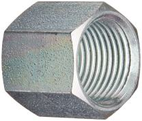 Legris 0110 16 00 40 Passivated Steel Compression Tube Fitting, Nut, For 16 mm Tube OD x M22x1.5 Thread, 27 mm Hex Siz, 18 mm Length