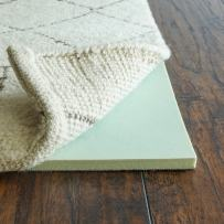 """RUGPADUSA, Cloud Comfort, 7'x9', 1/2"""" Thick, Memory Foam, Luxurious Cushioned Rug Pad, Available in 2 Thicknesses, Many Custom Sizes, Water Resistant"""