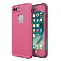 Lifeproof FRĒ SERIES Waterproof Case for iPhone 7 Plus (ONLY) - Retail Packaging - TWILIGHTS EDGE (GRAPE RIOT/PLUM HAZE/LIGHT TEAL BLUE)