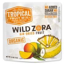 Wild Zora - Tropical Fruit Mix - Air Dried Fruit (3-pack)