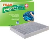 FRAM CF11902 Fresh Breeze Cabin Air Filter with Arm & Hammer