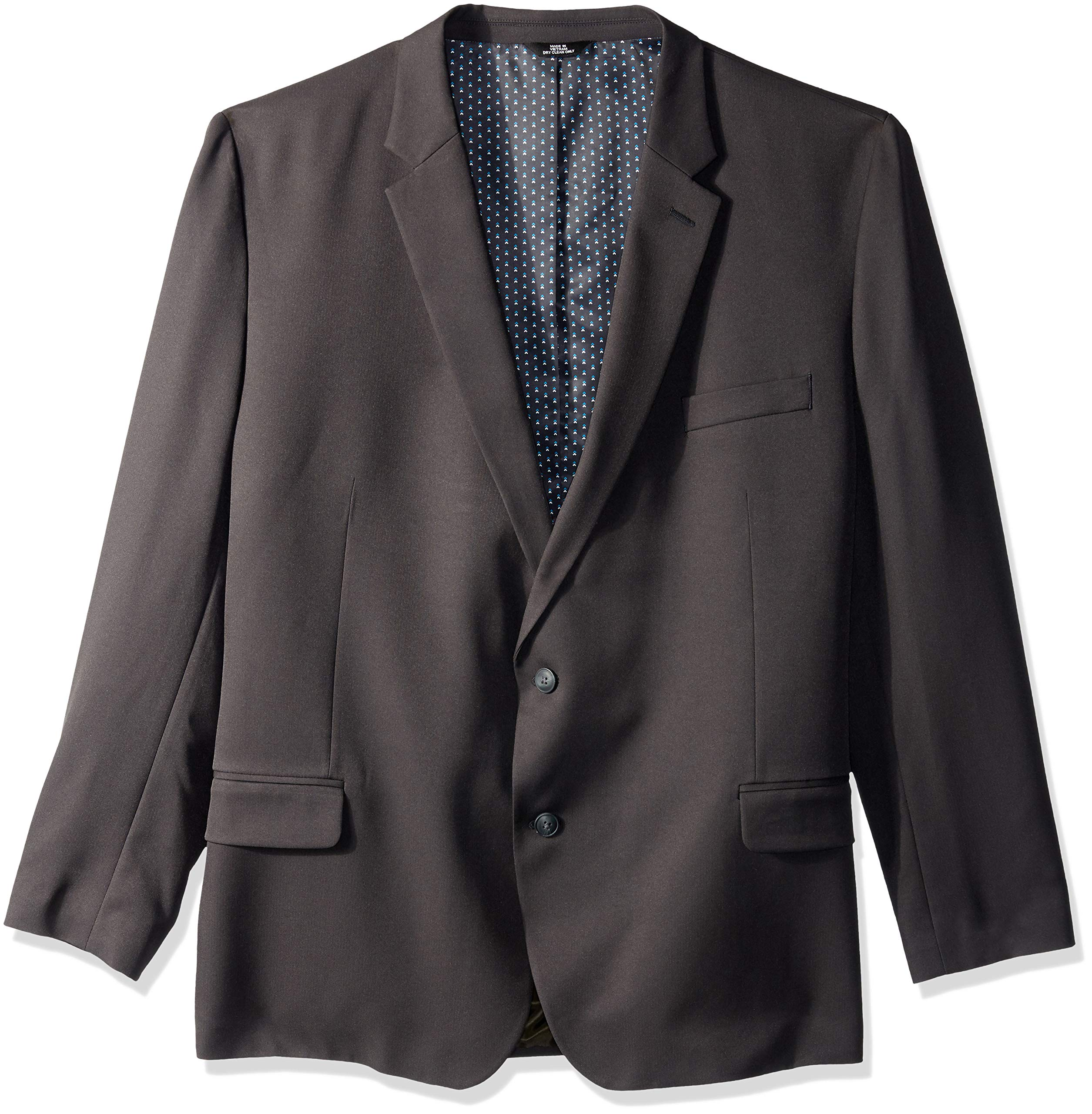 Haggar Men's Big and Tall B&t Active Series Stretch Classic Fit Suit Separate Coat