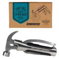 Gentlemen's Hardware Wild and Wolf Multi Purpose Hammer Tool