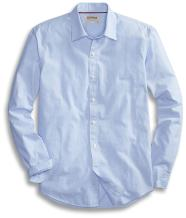 Amazon Brand - Goodthreads Men's Standard-Fit Long-Sleeve End on End Shirt