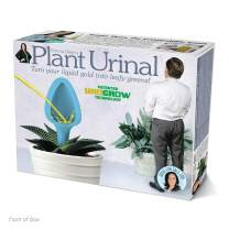 """Prank Pack """"Plant Urinal"""" - Wrap Your Real Gift in a Prank Funny Gag Joke Gift Box - by Prank-O - The Original Prank Gift Box   Awesome Novelty Gift Box for Any Adult or Kid!"""