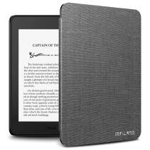 Infiland Kindle Paperwhite 2018 Case Compatible with Amazon Kindle Paperwhite 10th Generation 6 inches 2018 Release(Auto Wake/Sleep),Gray