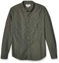 Billabong Men's All Day Jaquard Long Sleeve Shirt
