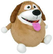 Tummy Stuffers Tan Dog Plush Toy