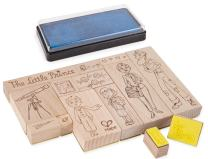 Hape The Little Prince Ink Stamps