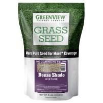 GreenView 2829342 Fairway Formula Grass Seed Dense Shade Mixture, 3 lb