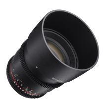 Rokinon Cine DS DS85M-NEX 85mm T1.5 AS IF UMC Full Frame Cine Lens for Sony E Mount
