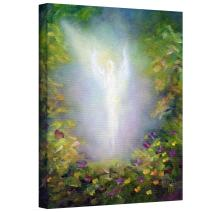 Art Wall Healing Angel 1 Gallery Wrapped Canvas Art by Marina Petro, 32 by 24-Inch