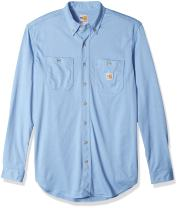 Carhartt Men's Big and Tall Big & Tall Flame Resistant Force Cotton Hybrid Shirt