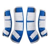 Harrison Howard Fly Boots Aquamarine