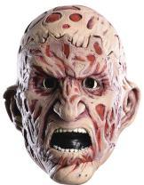 Rubie's Costume Men's Nightmare On Elm Street Adult Freddy Double Tear-Away Mask