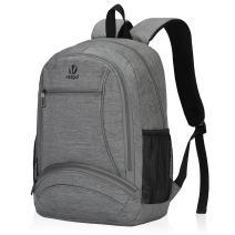 Hynes Eagle Kids School Backpacks Elementary Schoolbags Bookbags Gray