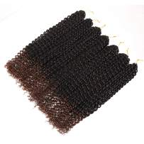 22 Inch 7 Packs Passion Twist Hair Long Inch Crochet Braids Hair Water Wave for Passion Twist Braiding Hair Extensions(T33)