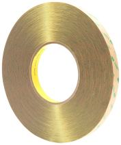 3M(TM) VHB(TM)  Adhesive Transfer Tape F9473PC Clear, 0.5 in x 60 yd 10 mil