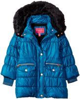London Fog Burgundy Infant Girls Hw Single Jkt L217578 Outerwear