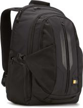 Case Logic RBP-117 17.3-Inch MacBook Pro/Laptop Backpack with iPad/Tablet Pocket (Black)