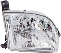 Dorman 1590837 Passenger Side Headlight Assembly For Select Toyota Models
