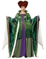 Spirit Halloween Adult Hocus Pocus Winifred Sanderson Deluxe Costume | Officially Licensed