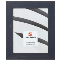 Craig Frames Jasper Picture Frame, 10 x 15 Inch, Country Weathered Blue