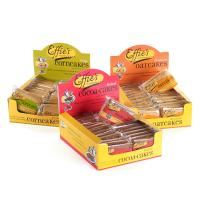 Effie's Homemade All-Natural Gourmet Biscuits Variety Pack Single Serve Trays (of 24 packages) includes Oatcakes, Cocoacakes and Corncakes , For Real Food Lovers Craving Homemade Taste