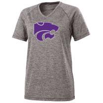Ouray Sportswear NCAA Adult-Women Women's Electrify 2.0 V-Neck Tee