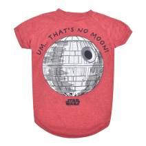 Star Wars That'S No Moon Dog Tee | Star Wars Dog Shirt for Medium Sized Dogs