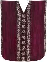 LA LEELA Women's Maxi Summer Kaftan Outfit Casual Dress Cover Ups Hand Batik