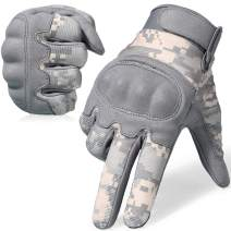 WTACTFUL Touchscreen Tactical Gloves for Airsoft Paintball Motorbike Work