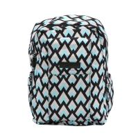 JuJuBe MiniBe Small Backpack, Onyx Collection - Black Diamond
