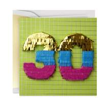 Hallmark Signature 30th Birthday Card (Much to Celebrate)