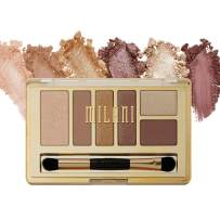 Milani Everyday Eyes Eyeshadow Palette - Bare Necessities (0.21 Ounce) 6 Cruelty-Free Matte or Metallic Eyeshadow Colors to Contour & Highlight