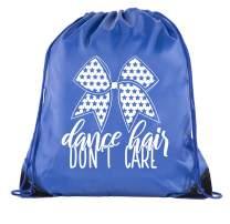 Dance Bags, Ballet Backpacks for girls, Dance Drawstring Cinch Backpacks
