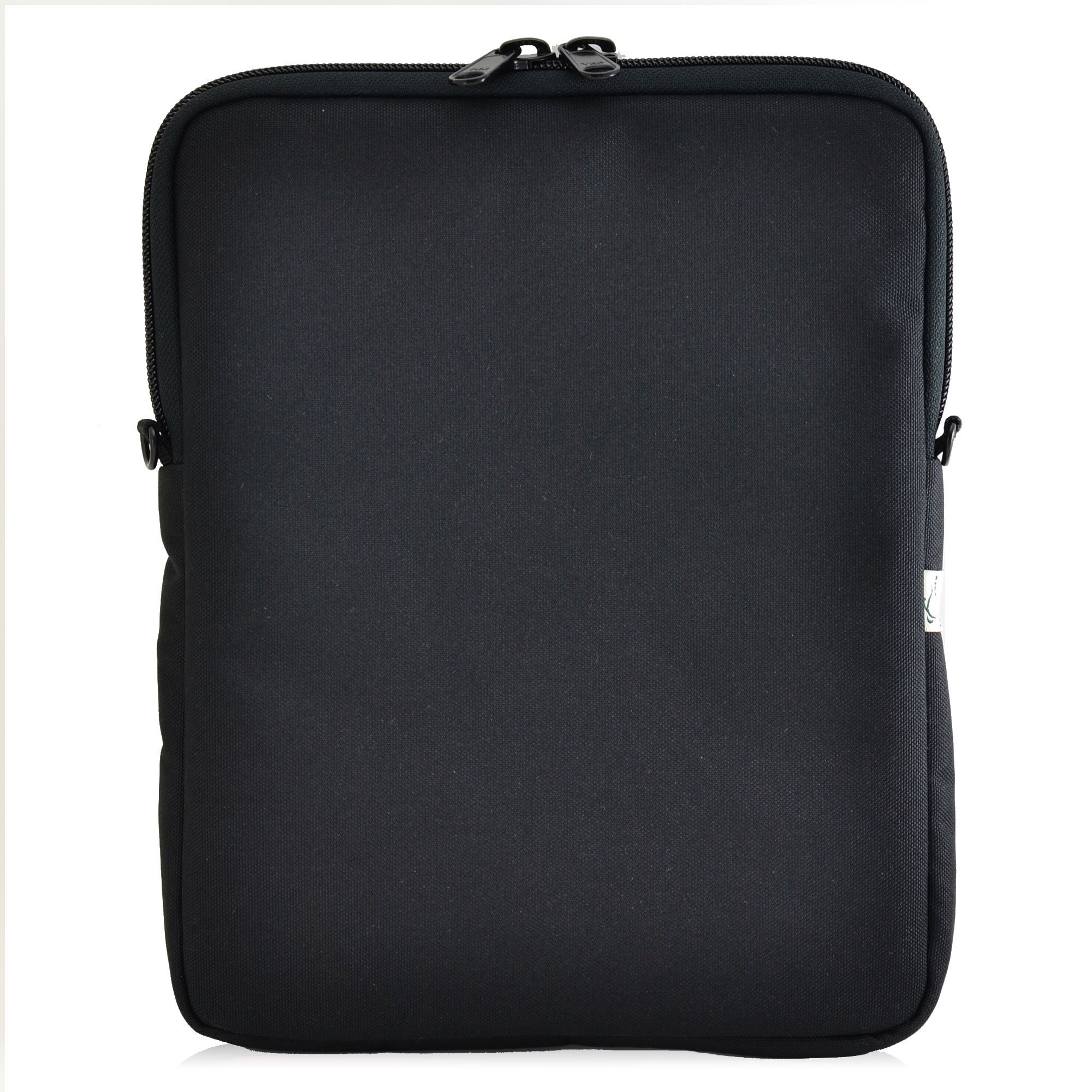 """Turtleback Essential Gear for iPad Pro 10.5"""" Tablet & Phone Pouch Carry Bag with Removable Shoulder Strap (Black Nylon), Made in USA"""