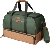 Arctic Zone Hot/Cold Insulated Picnic Cooler, Green