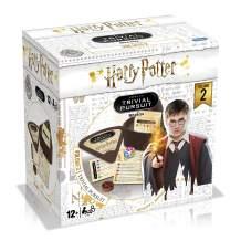 Winning Moves - WM00124-EN1-6- Harry Potter Trivial Potter Vol 2 2019 - White - 1 Size