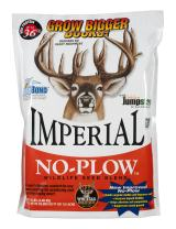 Whitetail Institute No-Plow Deer Food Plot Seed - Hardy, Fast-Growing Blend of Annuals for Areas Difficult to Access with Farming Equipment - Highly Nutritious and Attractive to Deer