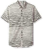 Billabong Men's Sundays Lines Short Sleeve Shirt
