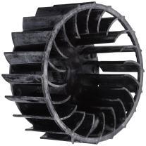 GENUINE Frigidaire 5303937125 Dryer Blower Wheel
