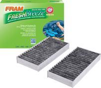 FRAM CF11777 Fresh Breeze Cabin Air Filter with Arm & Hammer